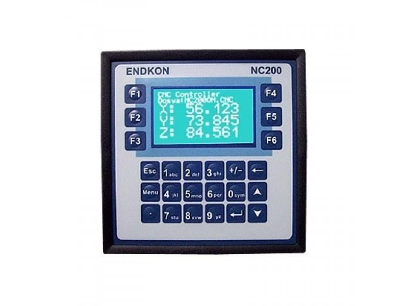 NC200 3 Eksen CNC Kontrol Ünitesi -  3 Eksen CNC Kontrolü