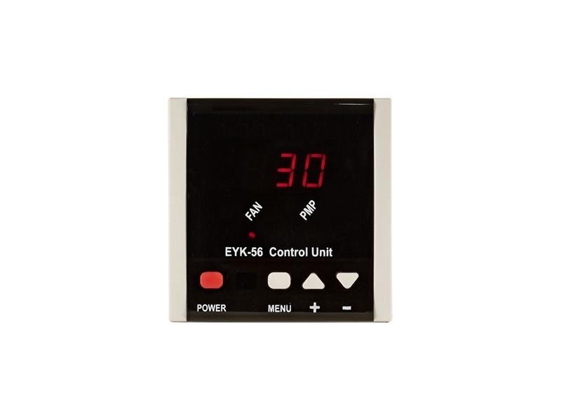 EYK56 Manuel Kazan Kontrol Cihazı - 3 Haneli Geniş Display Ekranlı
