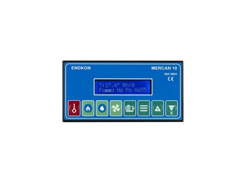 Mercan 10 - Kümes Kontrol Cihazı