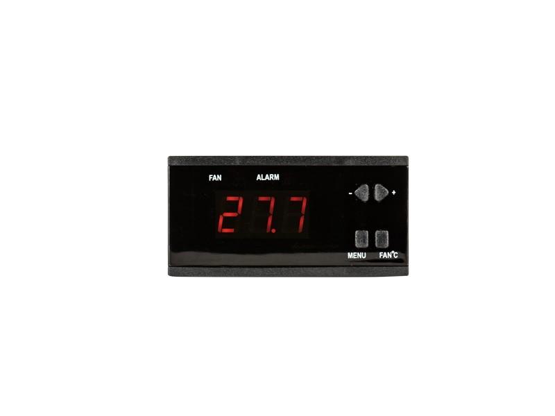 Alarmlı Termometre - Geniş Dijital Ekranlı